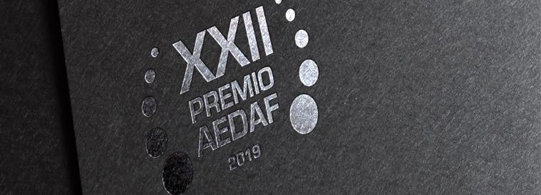 XX Premio AEDAF