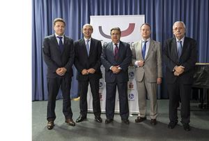 Clausura XI Congreso Tributario