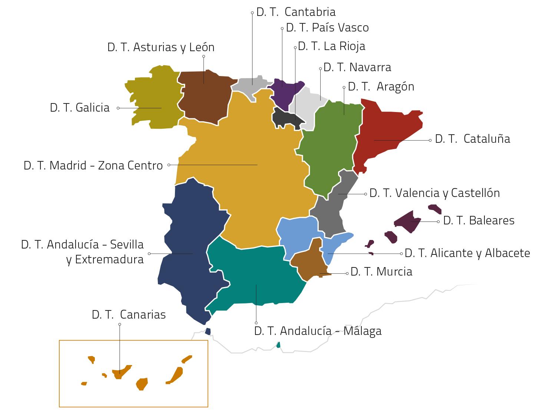Mapa demarcaciones