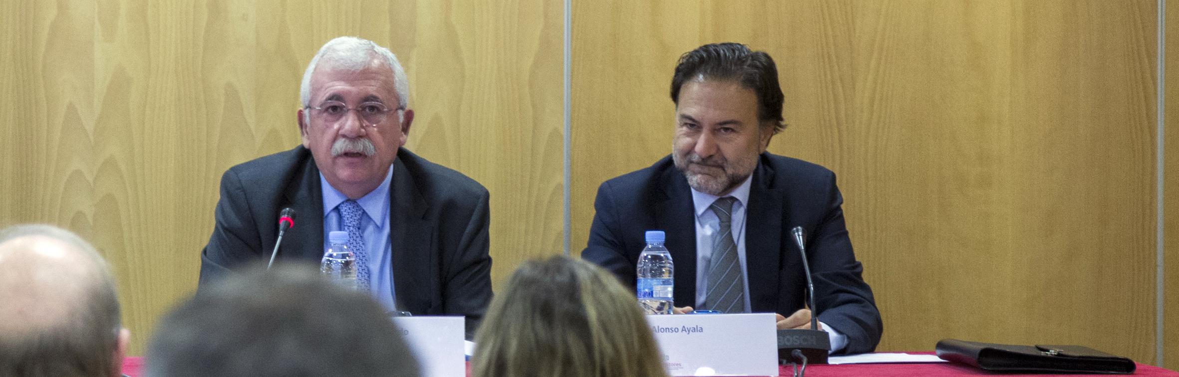 I Encuentro AEDAF - ICJCE
