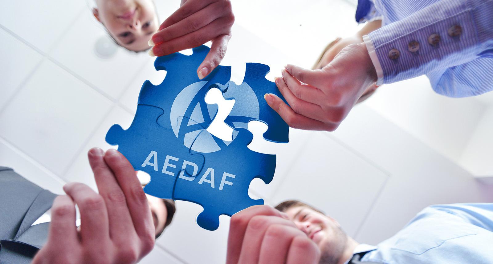 Puzzle AEDAF