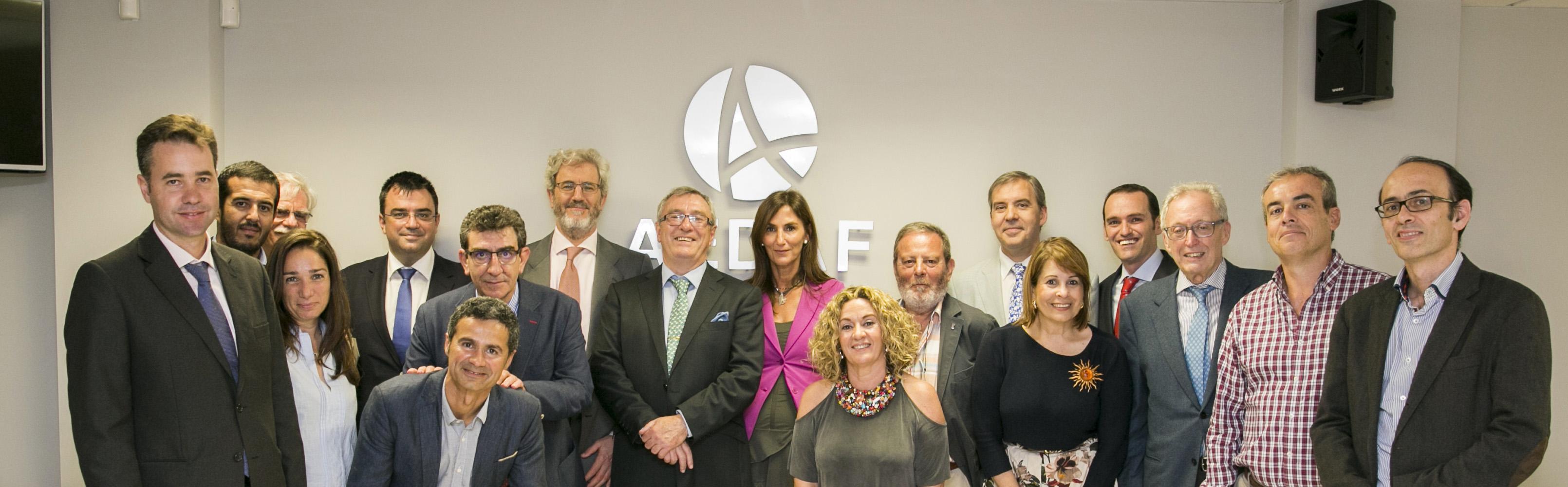 AEDAF Canarias. Inauguración Sede