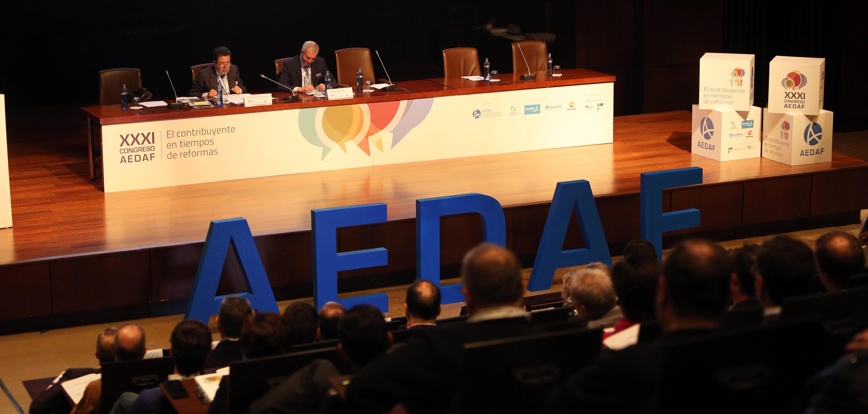 XXXI Congreso AEDAF