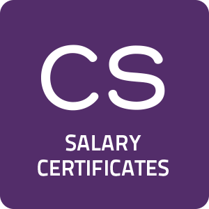 Salary Certificates
