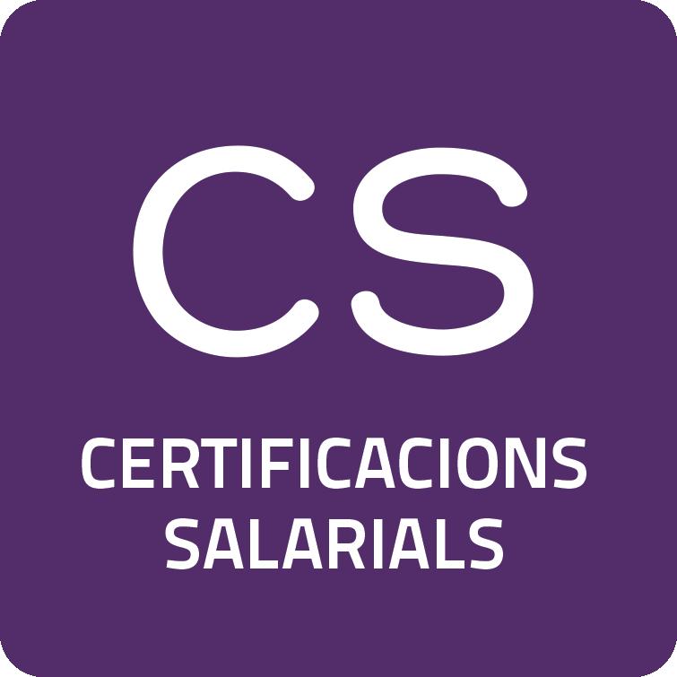 Certificaciones Salariales